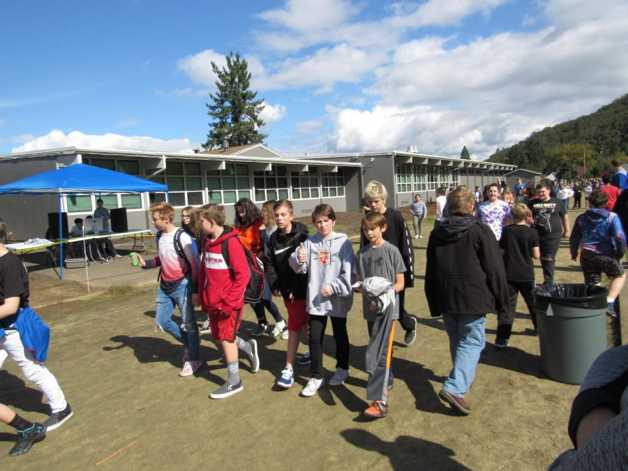 2019 Walk-A-Thon: Is it Great or Will it Deflate?